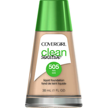 Clean Sensitive Skin Liquid Foundation by Covergirl