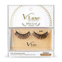 V-Luxe Mink Lash Inspired Ruby by i-Envy