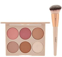 Cheek To Chic Blush And Contour Palette by Doll 10