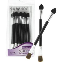 Dual End Brush And Sponge Applicator by Nicka K