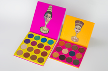 The Nubian 2 Palette and Masquerade Palette by Juvia's Place