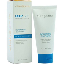 Deep Pore Detoxifying Clay Mask Tube by clarisonic