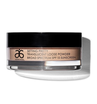 Setting Pretty Translucent Loose Powder  by arbonne