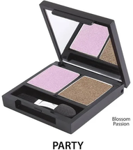 Duo Eyeshadow Palette - Party by Zuii Organic