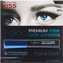 I-Gloo Strip Black Lash Adhesive by kiss products