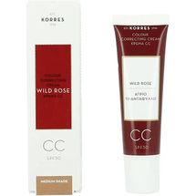 Wild Rose Color Correcting Cream by Korres