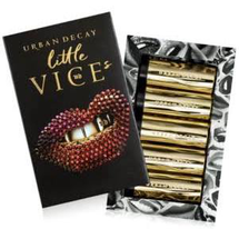 Little Vices 5-Piece Lipstick Set by Urban Decay