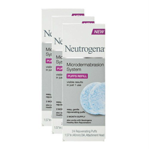 Microdermabrasion System Puff Refills by Neutrogena