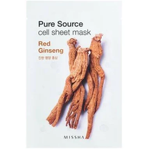 Pure Source Cell Sheet Mask - Red Ginseng by Missha