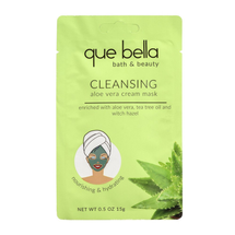 Deep Cleansing Aloe Vera Cream Mask by que bella