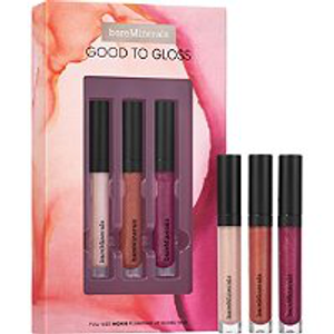 Good To Gloss Moxie Plumping Lip Gloss Trio by bareMinerals