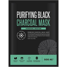 Purifying Black Charcoal Mask by soo ae