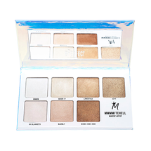 Mmmmitchell Sub Zero Highlighter Palette by BPerfect
