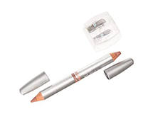Duo-Lip Crayon with Dual White Sharpener by La Bella Donna