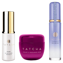Skincare For Makeup Lovers - Instant Dewy Glow Set by Tatcha
