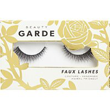Graduated Flare False Lashes by Beautygarde