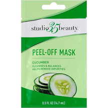 Cucumber Peel Off Face Mask by Studio 35