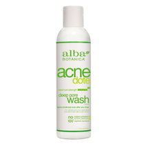Acnedote Deep Pore Wash by alba