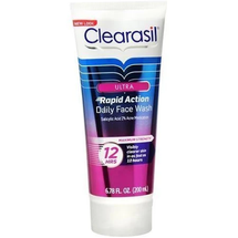 Action Daily Face Wash Acne Medication Maximum Strength by clearasil