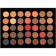 Scandalous 35 Color Eyeshadow Palette by Crown Brush
