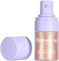 All That Shimmers Body Highlight Dust by Florence by Mills