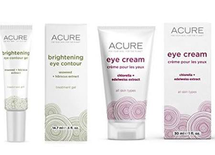 Stem Cell Eye Cream Bundle For Puffiness by acure organics