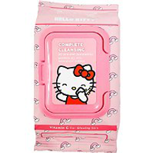 The Creme Shop x Hello Kitty Complete Cleansing Towelettes by The Creme Shop