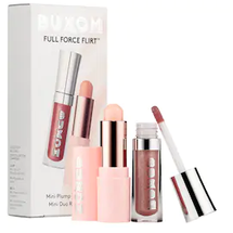 Full Force Flirt Plump And Pout Duo by Buxom