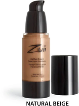 Flora Liquid Foundation by Zuii Organic