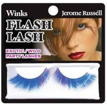 Winks Flash Lash Wild Party Lashes 80's Mod by jerome russell