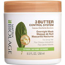 Biolage Butter Control System Overnight Mask by Matrix