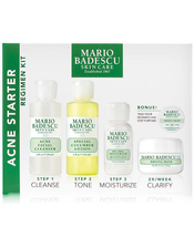 Acne Starter Kit by mario badescu