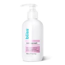 Makeup Melt Jelly Cleanser by bliss