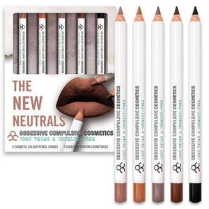 The New Neutrals Color Pencil Collection by obsessive compulsive