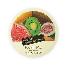 Herb Day Cleansing Cream Fruit Mix by The Face Shop