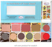 In theBalm Of Your Hand Face Palette by theBalm