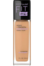 Fit Me Dewy + Smooth Foundation by Maybelline