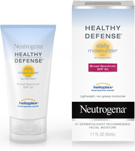 Healthy Defense Daily Moisturizer with Sunscreen by Neutrogena
