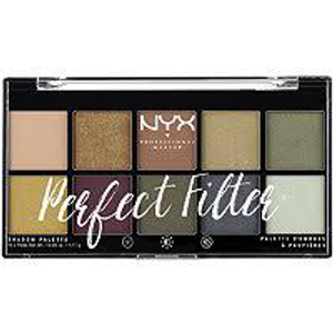 Perfect Filter Shadow Palette - Olive You by NYX Professional Makeup