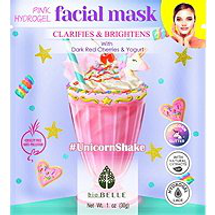 Purifying Black Lace Hydrogel Glam Mask by Biobelle