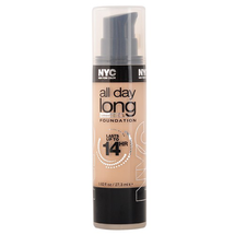 All Day Long Smooth Skin Foundation by NYC