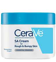 SA Moisturizing Cream For Rough and Bumpy Skin by cerave