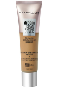 Dream Urban Cover Flawless Coverage Foundation by Maybelline