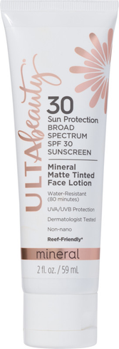 Tinted Mineral Face Lotion SPF30 by ULTA Beauty #2