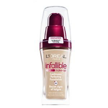 Infallible Advanced Never Fail Foundation by L'Oreal
