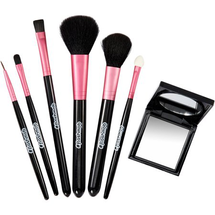 High Voltage Brush Collection by flashmob