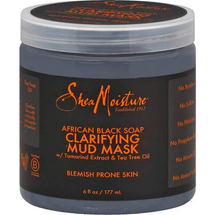 African Black Soap Clarifying Mud Mask by SheaMoisture