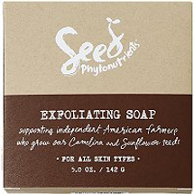 Exfoliating Soap by Seed Phytonutrients