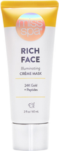 Rich Face Illuminating Creme Mask by miss spa