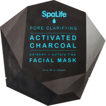 Pore Clarifying Lump Of Coal Activated Charcoal Mask by my spa life